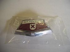 SERVETA HORNCOVER BADGE  casa